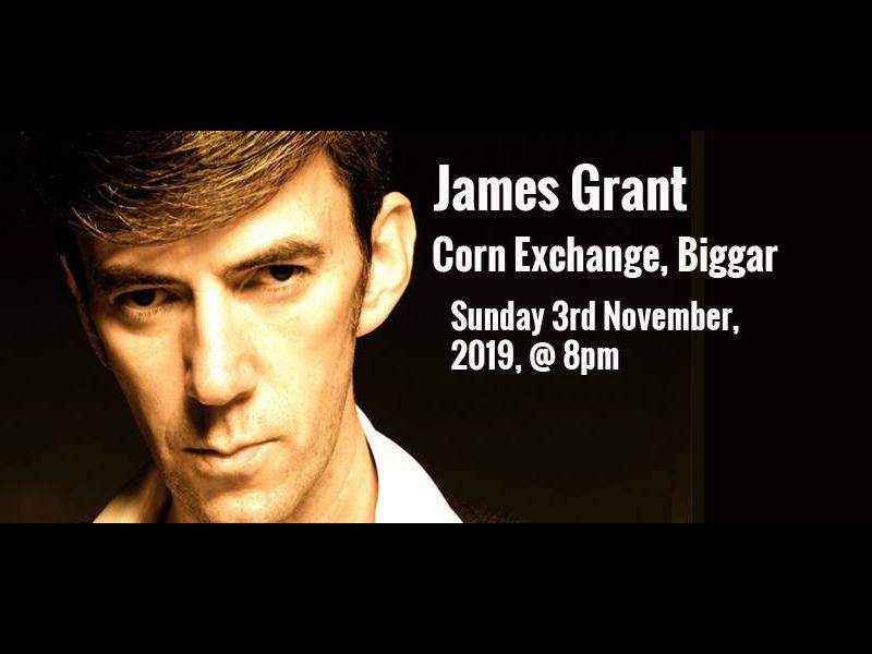 A Second Evening with James Grant