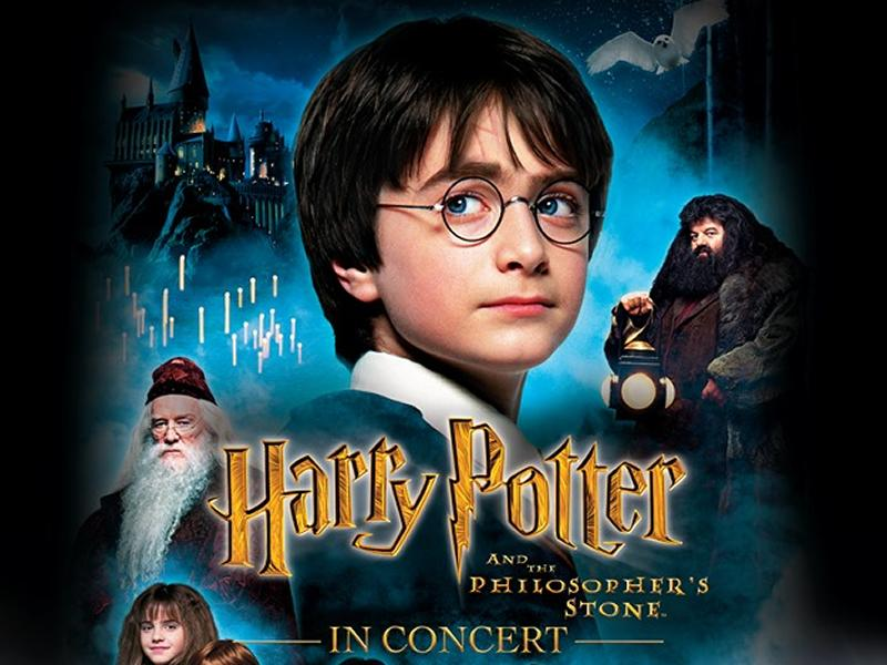 Harry Potter and the Philosopher's Stone (TM) in Concert
