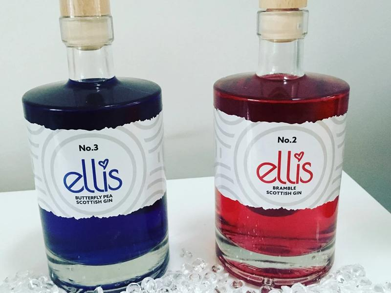 Free in-store tasting of Ellis Gin