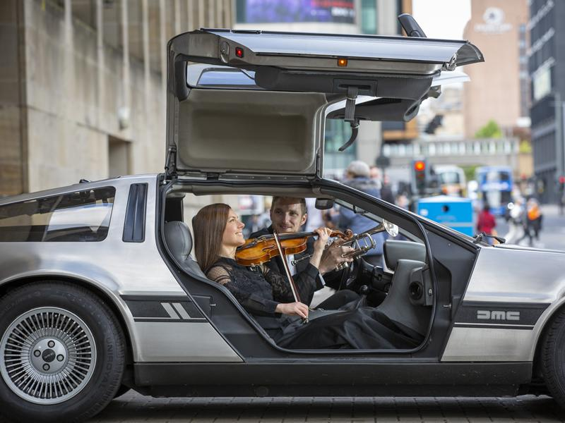 Great Scott! RSNO presents Back to the Future in Concert in Edinburgh and Glasgow