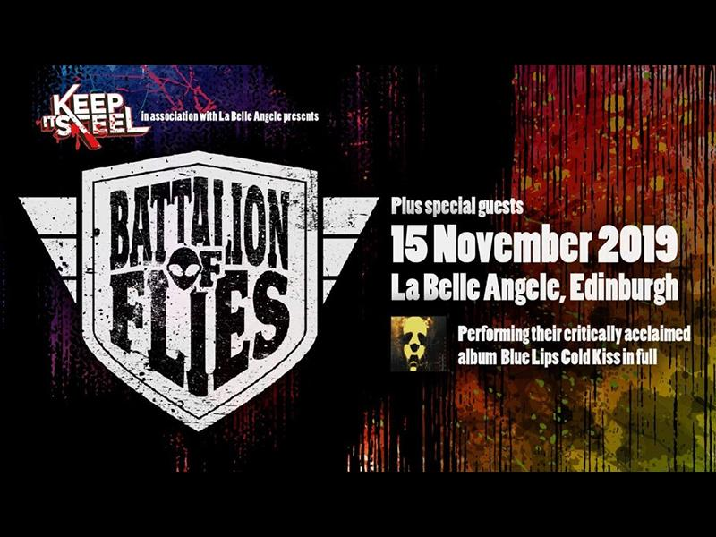 Battalion Of Flies plus special guests Take Today and Sauza Kings