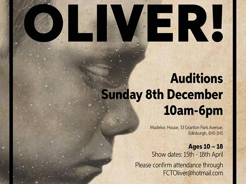Forth Children's Theatre Auditions