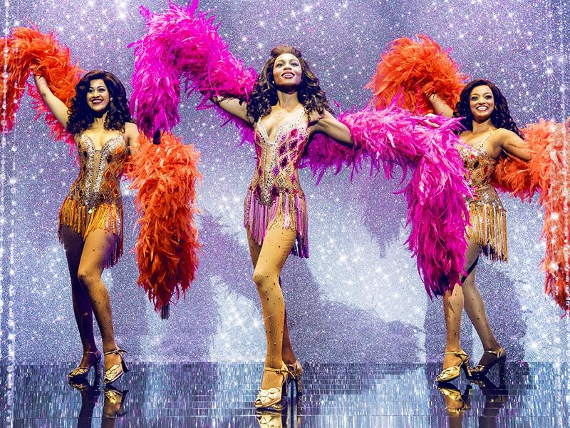 The dazzling, multi award winning West End production of Dreamgirls comes to Glasgow for the first time!