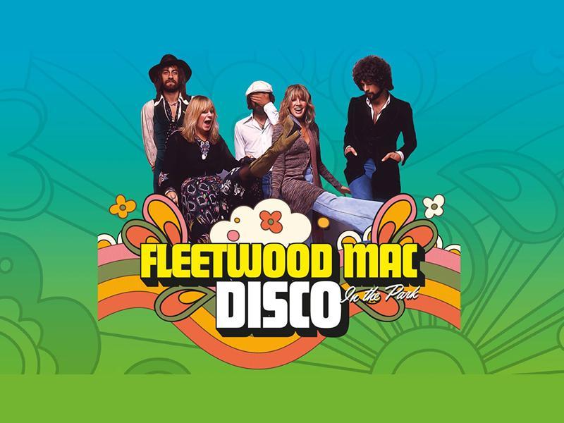 Fleetwood Mac Disco in the Park