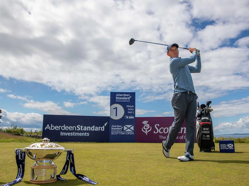 Sustainability to the fore at Aberdeen Standard Investments Scottish Open