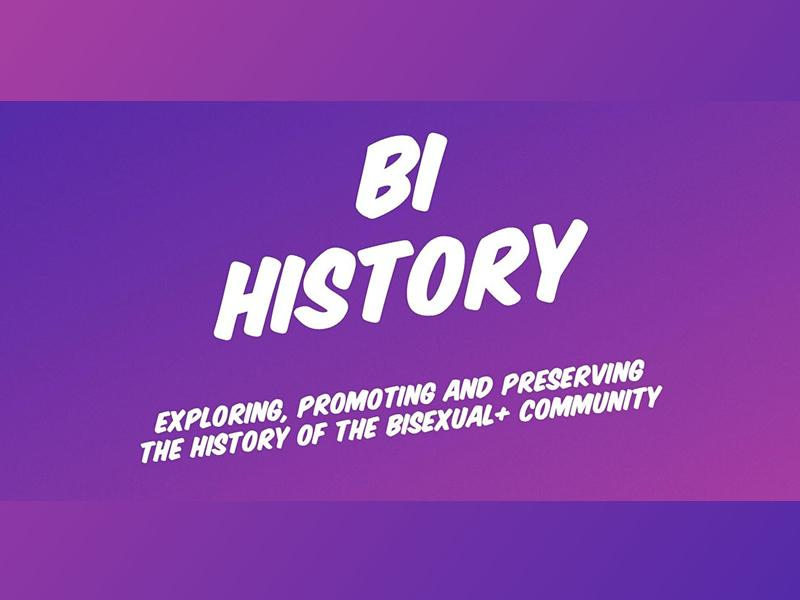 Bi Visibility Day with Bi History