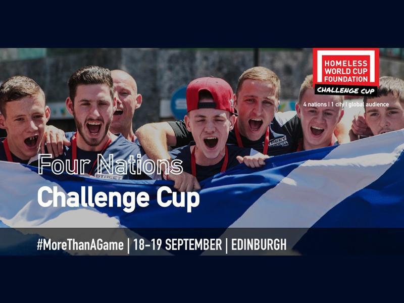 Four Nations Challenge Edinburgh