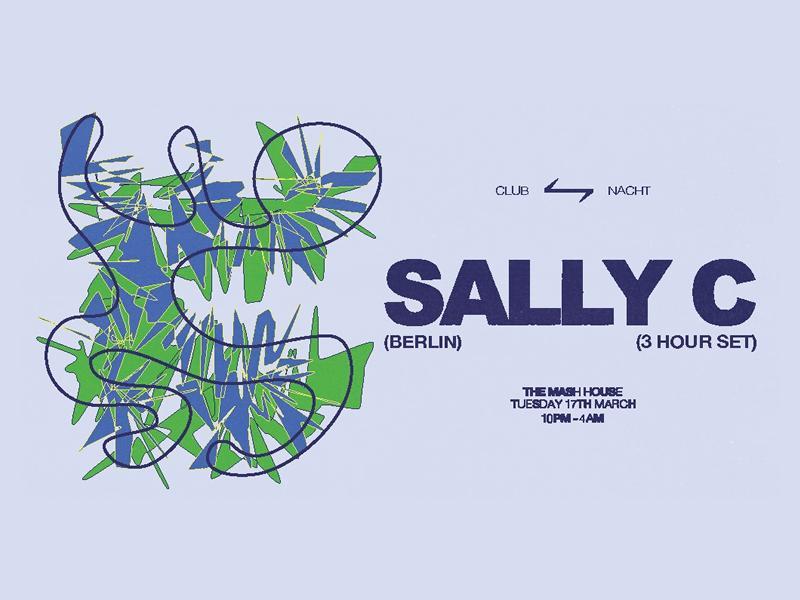 Sally C:  St Paddy's Club_Nacht 006