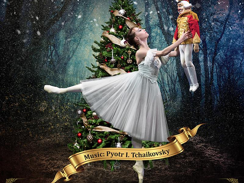 The Russian National Ballet presents The Nutcracker