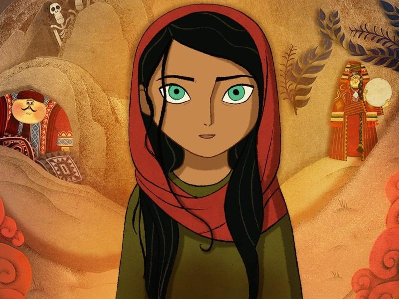 Animate the Collection: The Breadwinner (2017)