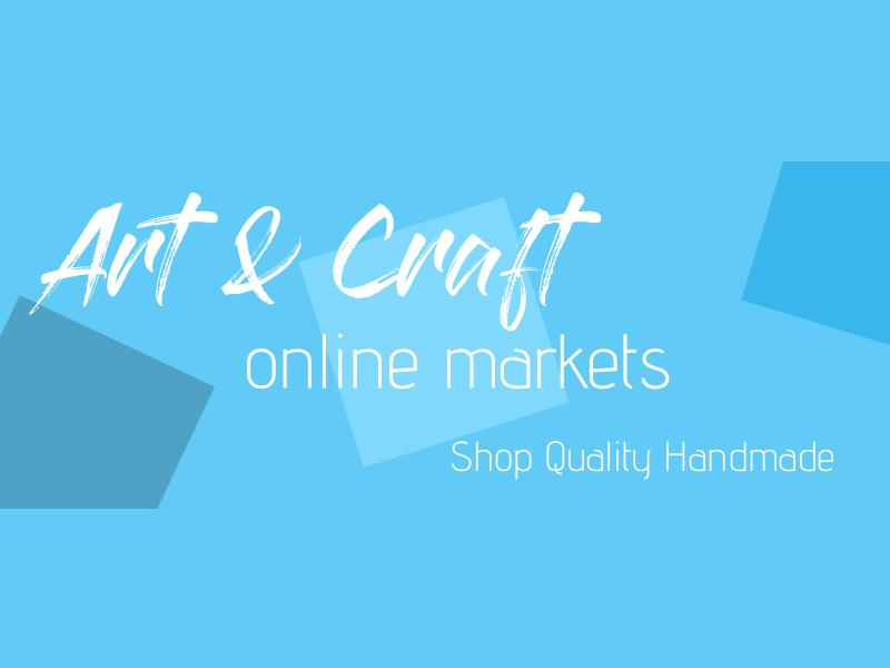 Art and Craft Online Market