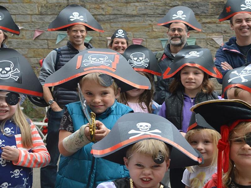 Family Craft: Pirate Treasure Hunt