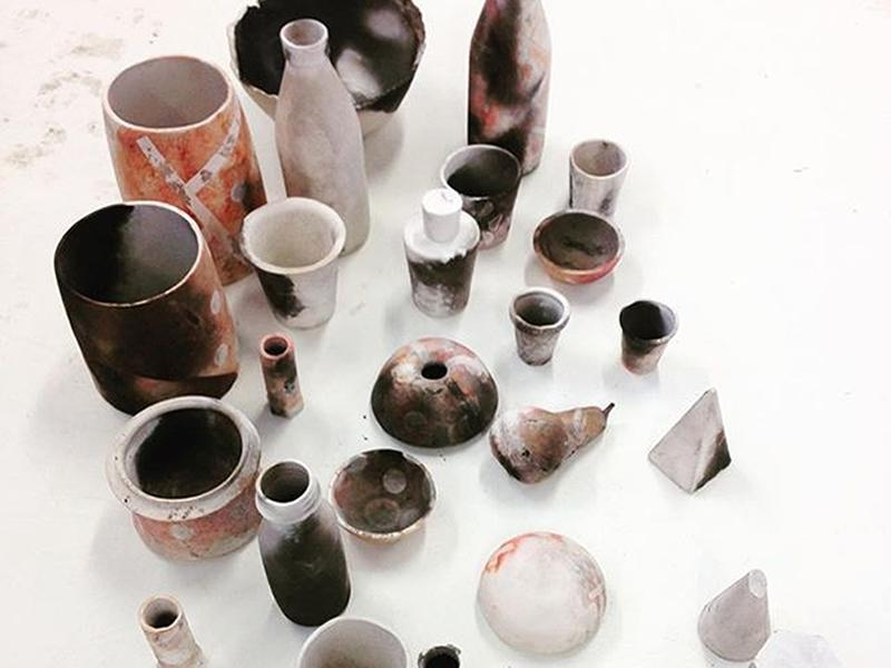 Smoke Fired Ceramics with Mella Shaw