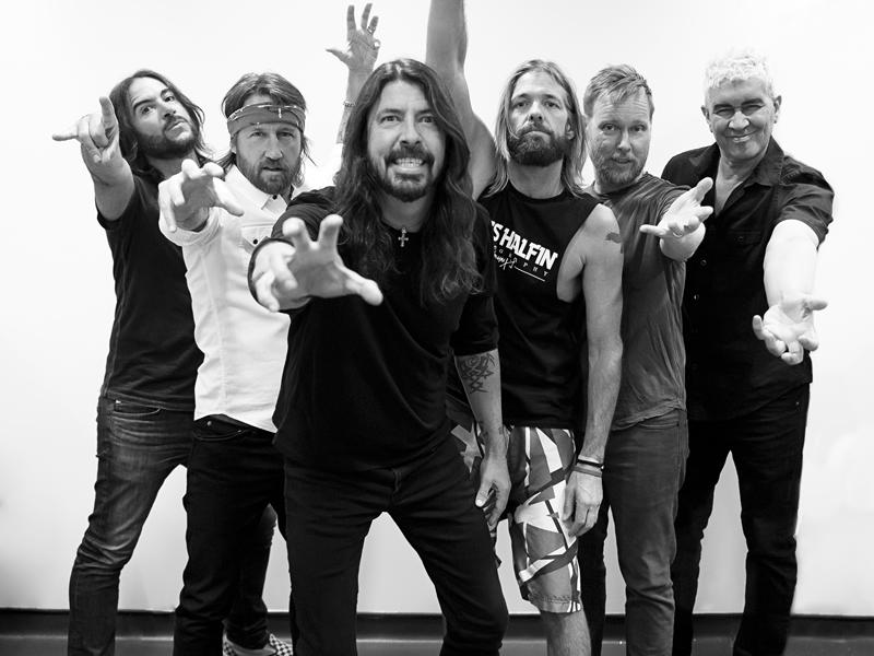 Foo Fighters announced as headliners for Glasgow Summer Sessions 2019!