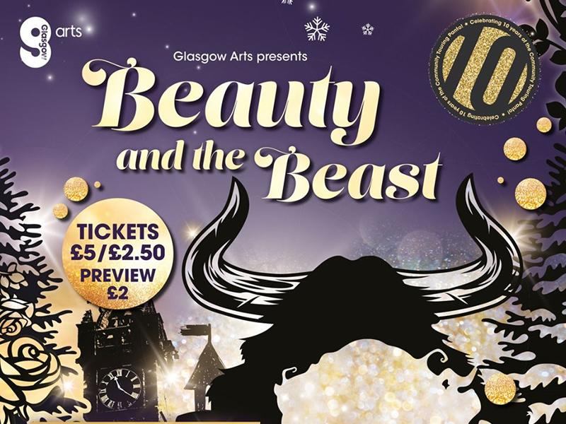 Glasgow Arts presents Beauty and the Beast