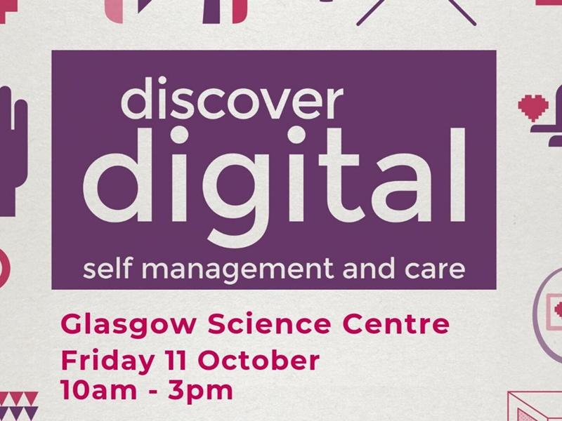Discover Digital: Self Management and Care
