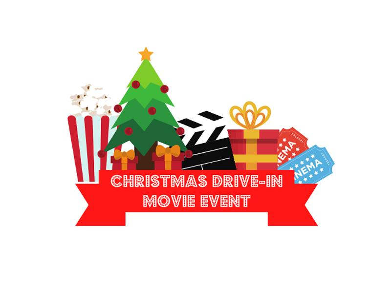 At The Flix Drive In: Christmas