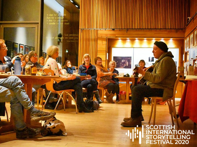 Storytelling Cafe Sessions