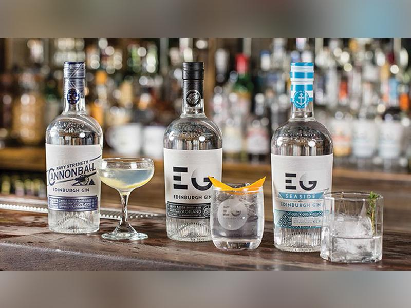 Free in-store tasting with Edinburgh Gin