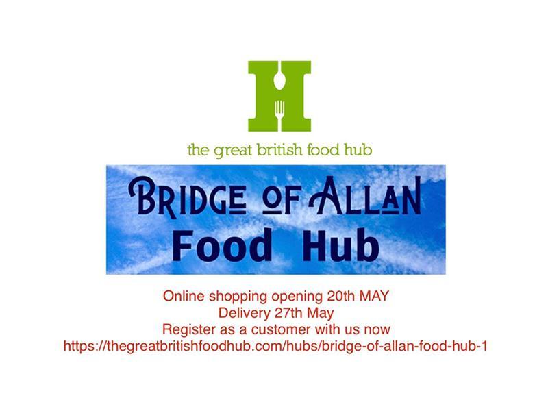 Bridge of Allan Food Hub