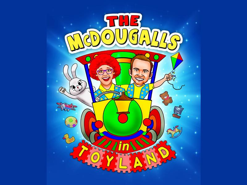 The McDougalls In Toyland