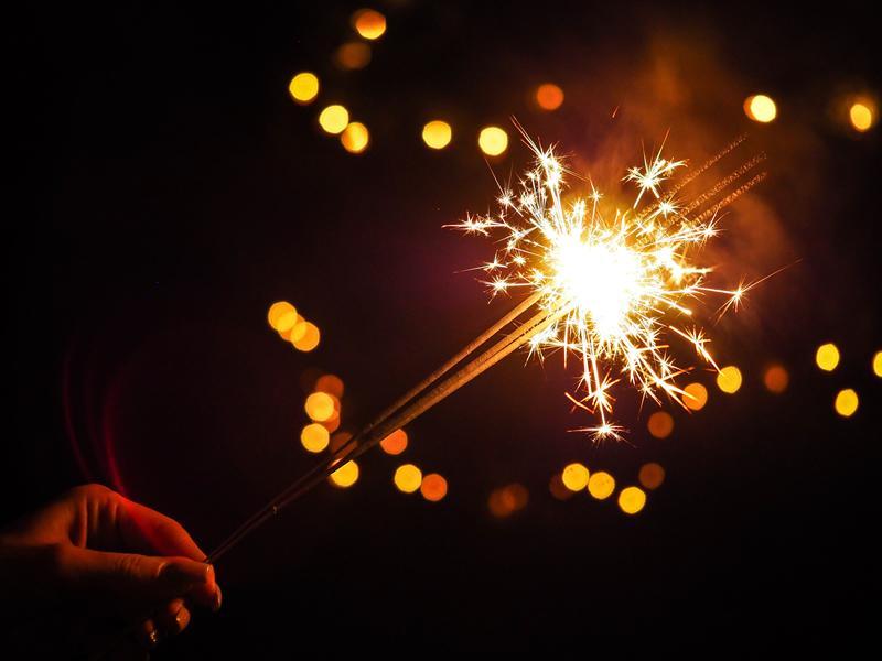 uddingston cricket sports club fireworks display at uddingston