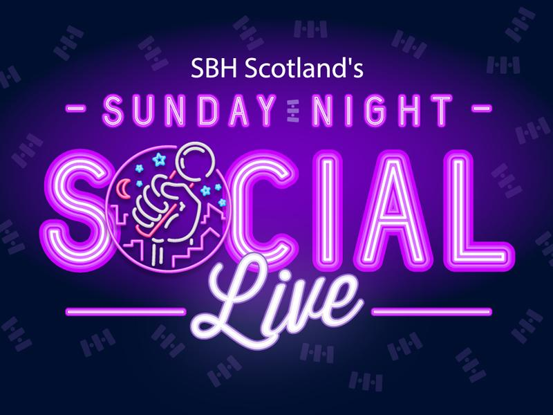 Sunday Night Social - Live!