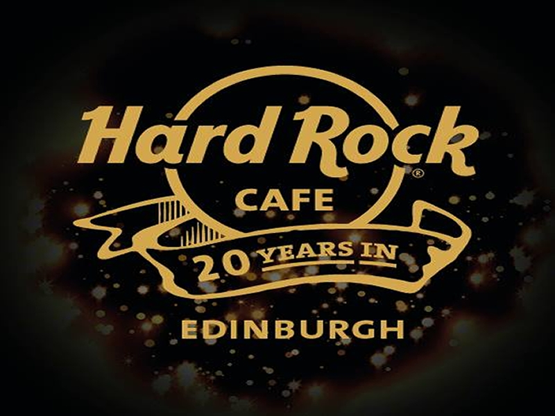 10 Things You May Not Know About Hard Rock Cafe Edinburgh