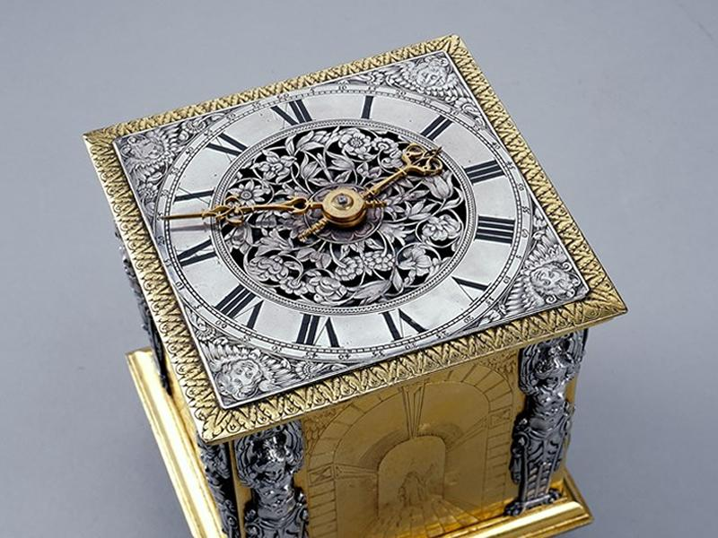 The Luxury of Time: Clocks from 1550-1750