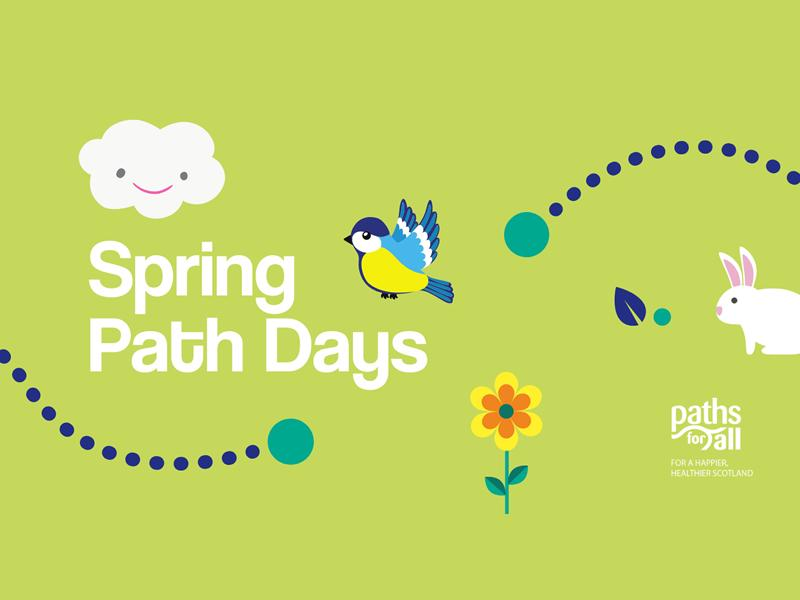 Families encouraged to step in the right direction this spring