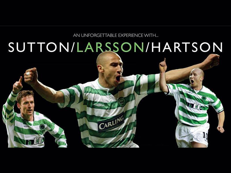 An Unforgettable Evening with Larsson, Sutton and Hartson