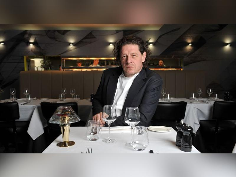 Marco Pierre White Book Signing