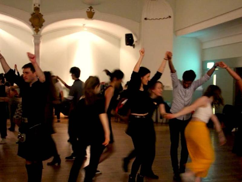 Ceilidh for the Climate