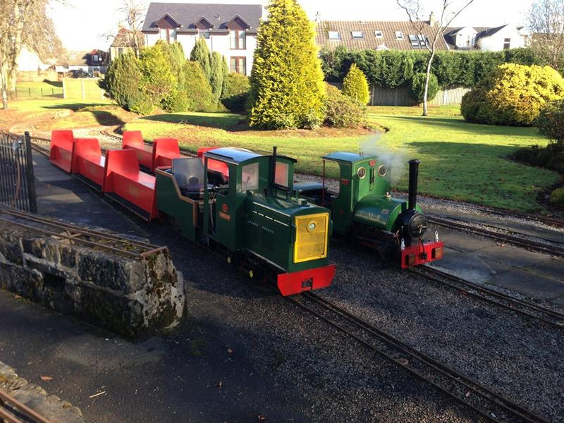 Strathaven Miniature Railway 2019 Season
