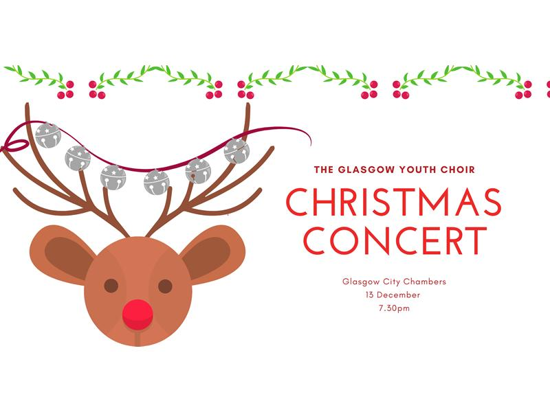 The Glasgow Youth Choir Christmas Concert