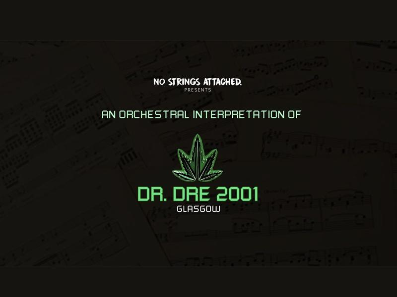 An Orchestral Interpretation of 'Dr. Dre 2001'