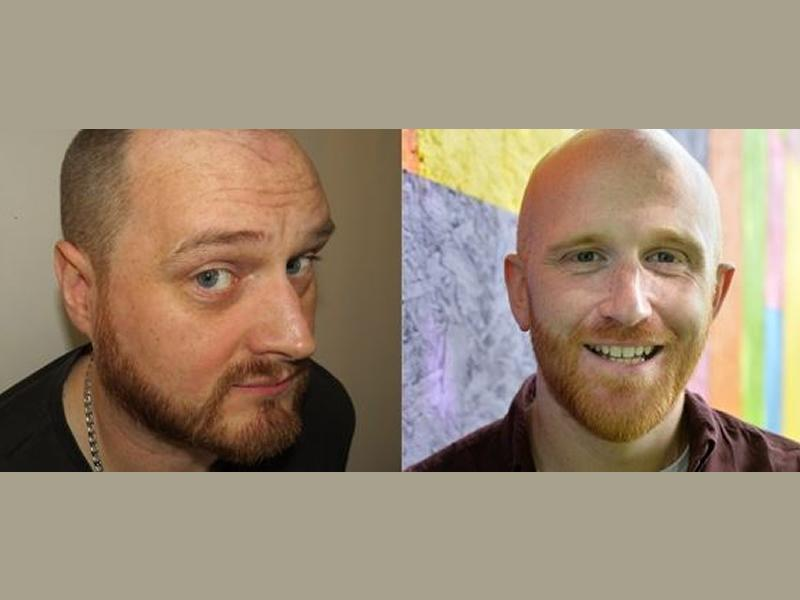 Ross Leslie and Ray Bradshaw Fringe Preview Double Bill