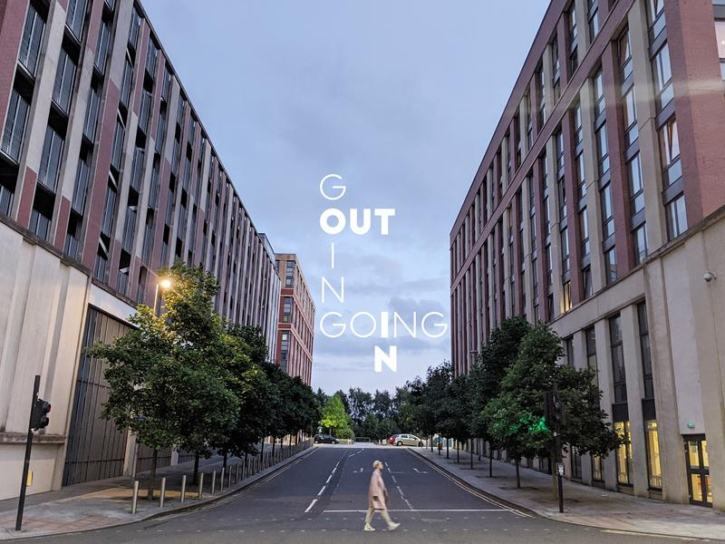Going Out | Going In - Audio Performance by Laura Fisher