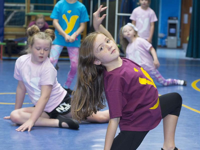 YCreate Summer Week - creative dance classes for ages 5 - 12