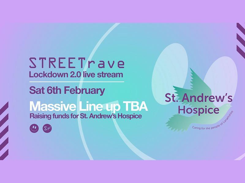 STREETrave Lockdown 2.0 LIVEstream