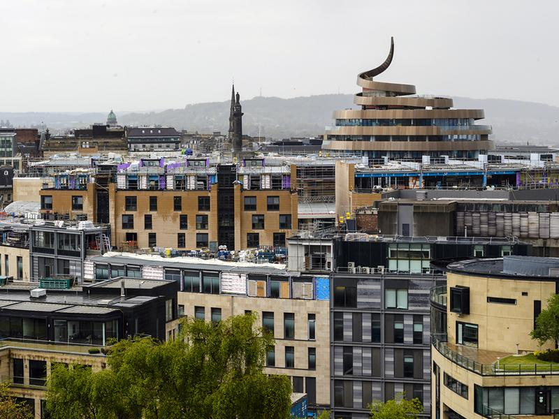 St James Quarter gives viewers a sneak peek into life Behind the Quarter