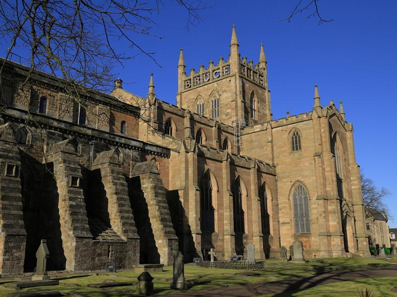 Dunfermline Abbey and Palace
