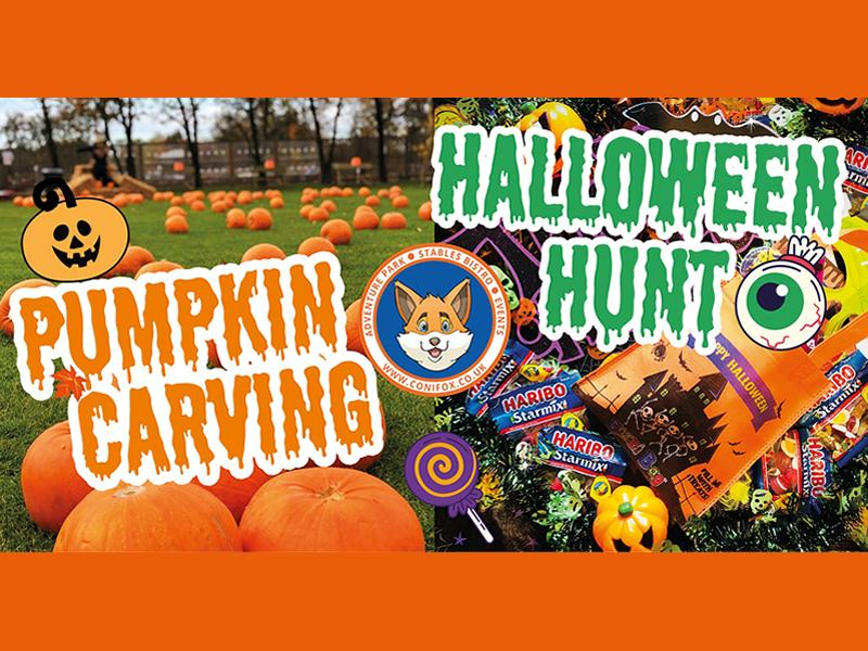 Pick Your Own Pumpkin and Halloween Hunt