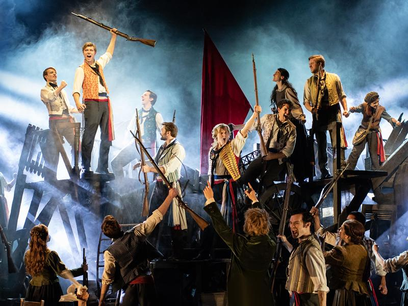 Les Miserables UK tour to open in Glasgow for extended Christmas run