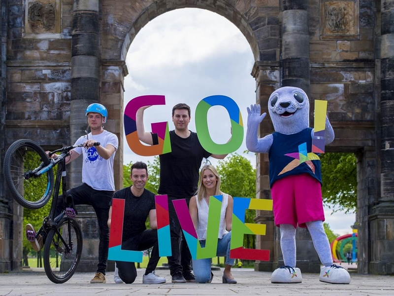 Glasgow Green to GO LIVE! with Capital FM for Glasgow 2018