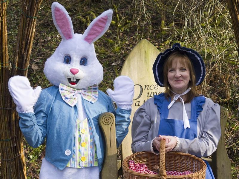 Easter Weekend at New Lanark