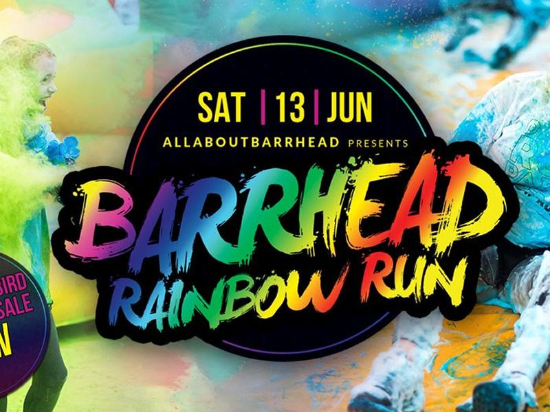 Barrhead Rainbow Run