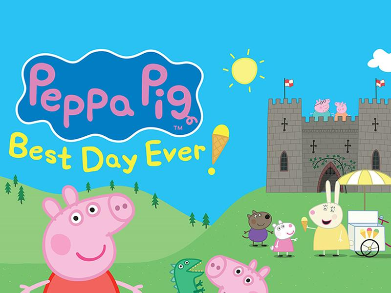 Peppa Pig's Best Day Ever!