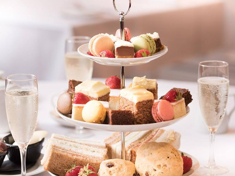 Festive Afternoon Tea with Live Entertainment