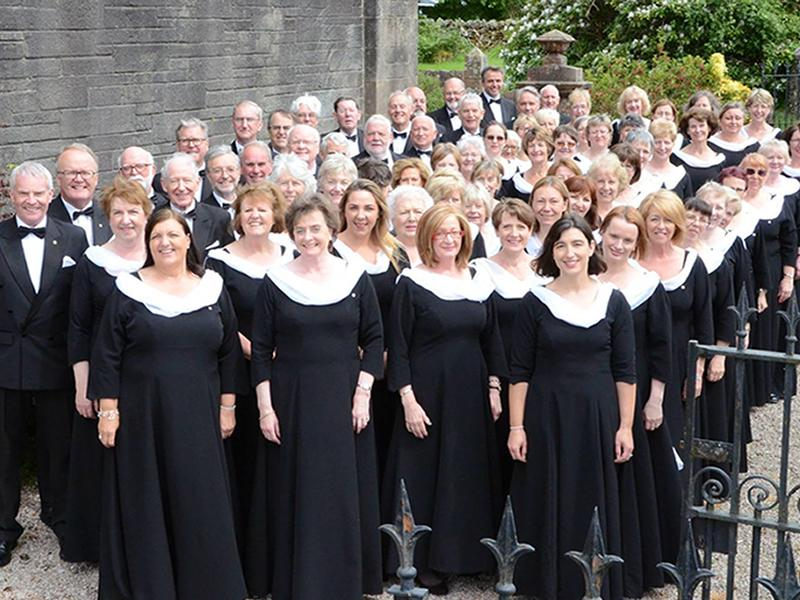 Glasgow Phoenix Choir: Concert and CD Launch